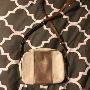 Small Fossil Crossbody Camera Bag